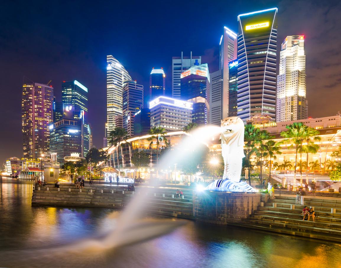 すでに新興国を脱却している世界の金融センター・シンガポール!経済・政治・財政を紐解く!