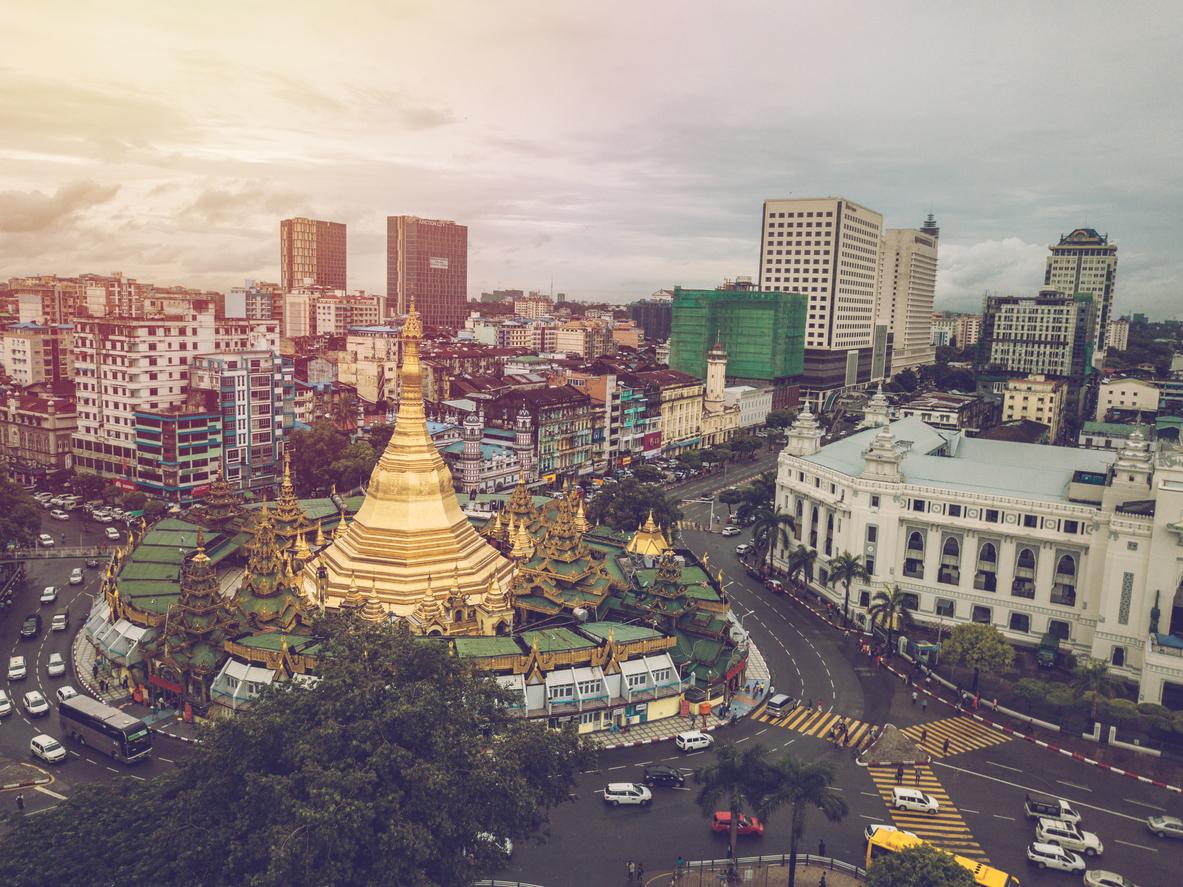 CLMV諸国の一角・東南アジア最後のフロンティアへの株式投資!ミャンマーの経済と財政をファンダメンタル分析する